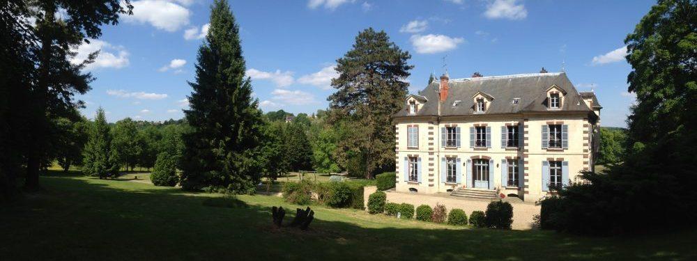Domaine de la Geneste, Châteaufort