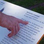 Lecture en braille Planche tactile